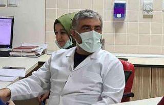 Covid-19 hastalarında uyguladıkları tedavi dünya...