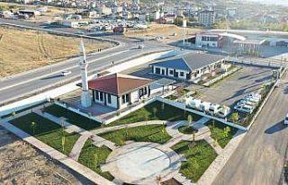 Elazığ Belediyesi Mezarlıklar Müdürlüğü'nün...
