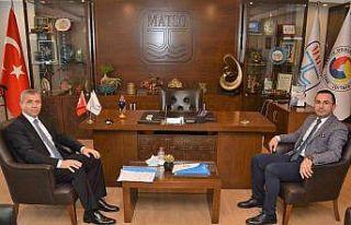 """MATSO Başkanı Güngör: """"Güçlü ve çeşitlenmiş..."""