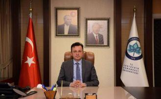 ESOGÜ Rektörü Prof. Dr. Kemal Şenocak'tan sağlık çalışanlarına teşekkür