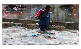 Pakistan'da sel felaketi: 5 ölü