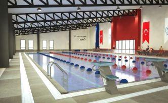 Altındağ'a 2 yüzme havuzu