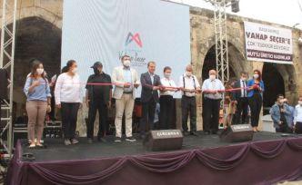 Taşhan Kadın Üreticiler Pazarı açıldı