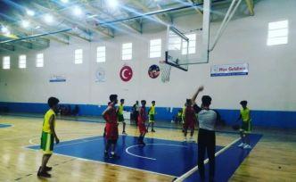 """Aydın'da """"Basketbola Dönüş Yaz Ligi"""" turnuvası sona erdi"""