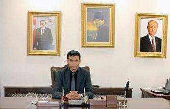 Başkan Kadir'den Alparslan Türkeş'in ölüm yıl dönümü mesajı