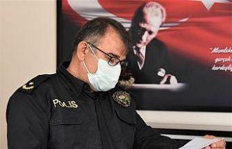Başkan Yılmaz, Mersin'deki tüm polislere mektup gönderdi