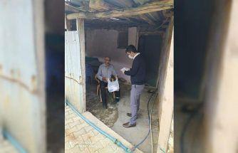 Sason'da Vefa Sosyal Destek Grubu çalışmalarına devam ediyor