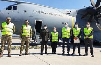 Yardım Malzemeleri Karadağ'a ulaştı