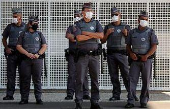 Brezilya Covid-19 ölüm oranında İspanya'yı geçti