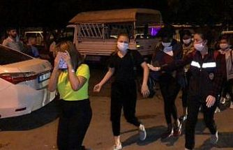 Hatay'da masaj salonlarına operasyon 21 kadın gözaltına alındı