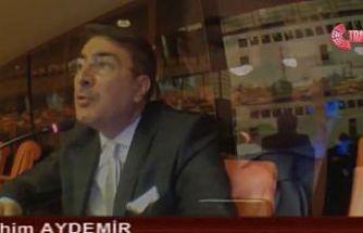 AK Parti Erzurum Milletvekili Aydemir'den terörle mücadele kararlılığına övgü