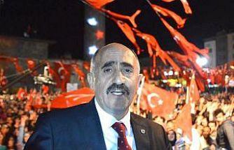 """Erzurum Kent Konseyi Başkanı Tanfer: """"Vatan bizim kutsalımızdır"""""""
