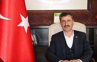 Uçhisar Belediye Başkanı Süslü, Kurban Bayramını kutladı