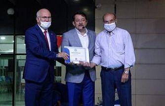 Uşak Üniversitesi, 15 Temmuz şehitlerini unutmadı