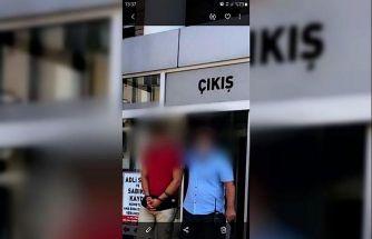 Kuşadası'nda motosiklet hırsızlığı şüphelisi tutuklandı