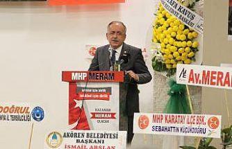 """MHP'li Mustafa Kalaycı: """"Cumhur İttifakı bugünün Kuvâ-yi Milliyesi"""""""