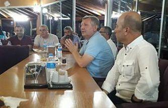 OSDEF üyeleri Osmancık'ta toplandı