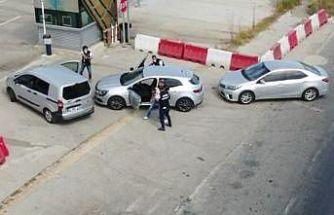 Antalya'ya uyuşturucu sokmaya çalışan şüpheliler böyle yakalandı