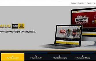 Konya'nın ulaşım sayfası yenilendi