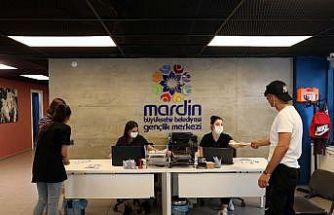 Mardin Büyükşehir Belediyesi Gençlik Merkezinde YKS kurslarına başvurular başladı