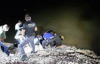Muş'ta suya giren Suriye uyruklu bir kişi boğuldu