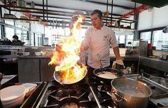 Tirat Mutfak'ta yemekler lezzetli, tarifler ücretsiz