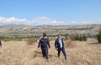 Tosya'da jandarma binasının yer teslimi yapıldı
