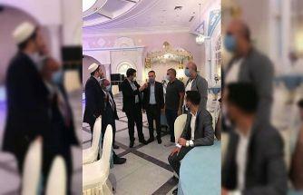 AK Partili Başkan Vekili Türkan araya girdi, husumetli iki aile barıştı