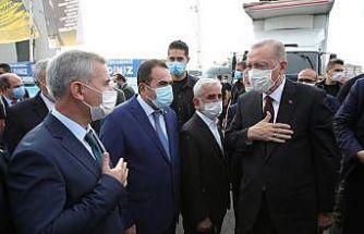 Başkan Çınar'dan Malatyalılara 'Erdoğan' teşekkürü