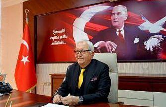 Başkan Posbıyık, Cumhuriyet Bayramı'nı kutladı