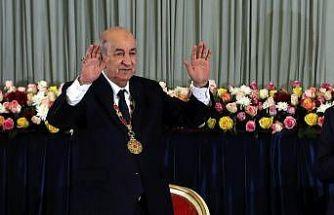 Cezayir Cumhurbaşkanı Tebboune hastanede tedavi altına alındı