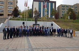 Karabük'te 19 Ekim Muhtarlar Günü kutlaması