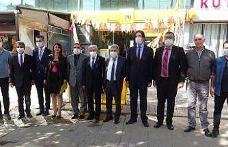 PTT'nin 180.kuruluş yıl dönümü Diyarbakır'da çeşitli etkinliklerle kutlandı