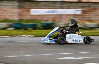Rosatom, ilk Rus elektrikli otomobil yarışında arabaları lityum iyon pillerle donatıyor