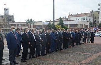Sinop'ta Muhtarlar Günü törenle kutlandı