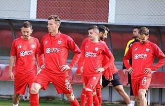 Sivasspor, Rizespor maçına hazırlanıyor