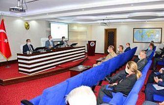 Vali Hüseyin Öner Başkanlığında İl İdare Şube Başkanları toplantısı gerçekleştirildi