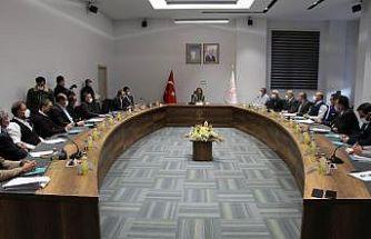 Kapadokya Alan Başkanlığı 33 toplantıda 862 dosyayı görüştü