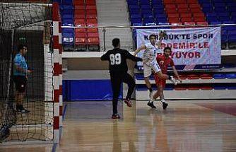 Karabük Yenişehir GSK 31 - Mersin İdman Yurdu Hentbol SK 27