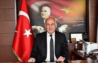 Başkan Tuncel'den, Kadına Seçme ve Seçilme Hakkı verilişinin yıldönümü mesajı