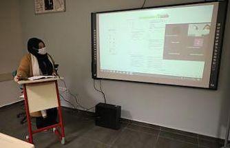 Bilgievi ve Akademi Liselerde 8 bin öğrenci online eğitimde