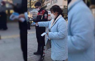 Karantinayı ihlâl eden 2 kişi yurda yerleştirildi