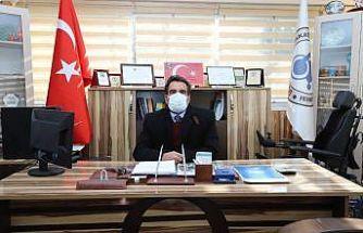 Türkiye Sakatlar Derneği Erzurum Şube Başkanı Efe: ''Engelli sorunları göz ardı edilmemeli''