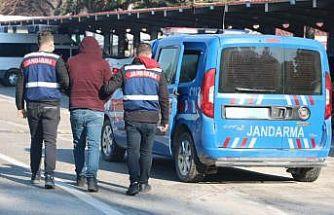 8 yıldır aranan şüphelileri, JASAT 25 günde yakaladı