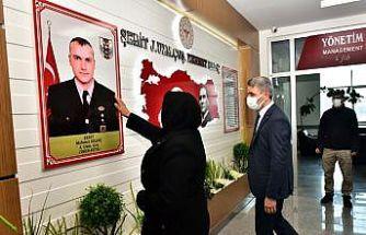 Ağız ve Diş Sağlığı Hastanesine, şehit Kılınç'ın ismi verildi