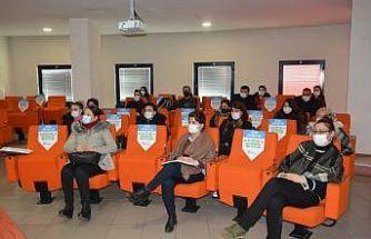 Belediye personellerine çocuk hakları eğitimi verildi
