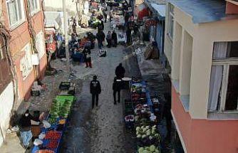 Burdur'da 'Türkiye Güven Huzur Uygulaması'