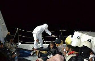 Sahil Güvenlik 935 olayda 12 bin 655 kişinin hayatını kurtardı