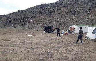 Iğdır'da 'canlı mühre' ile keklik avlayan 1 şahsa 7 bin 34 lira ceza