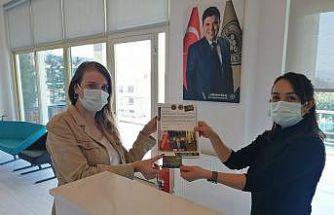 Buca'da Üzüm Kart vatandaşa destek esnafa can suyu olacak